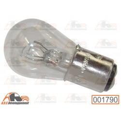 Ampoule 6 Volts 2 filaments...