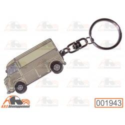 Porte clé Citroën HY Blanc...