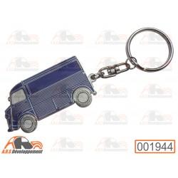 Porte clé Citroën HY Bleu...