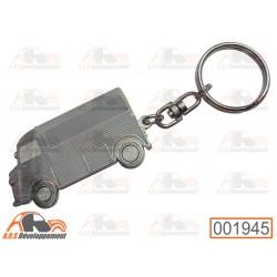 Porte clé Citroën HY Gris...