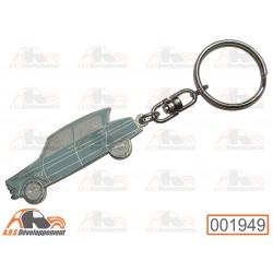 Porte clé Citroën AMI6 Bleu...
