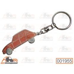 Porte clé Citroën Dyane...